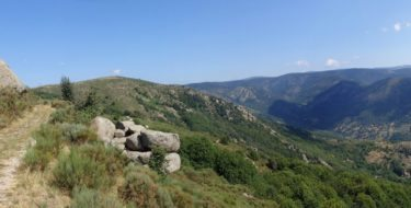 Ardèche Mountains