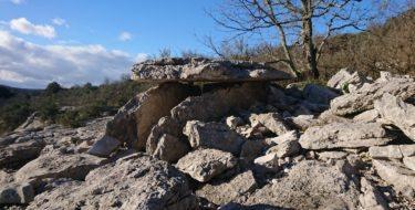 Les dolmens de Labeaume