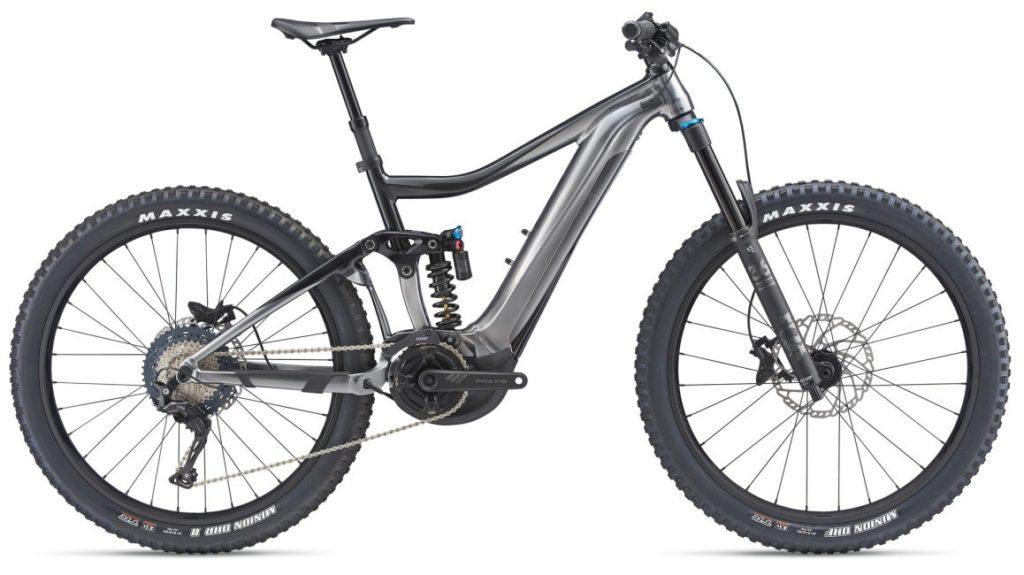 Photo 1 :Vélo électrique Giant Trance SX E+1 Pro - Homme
