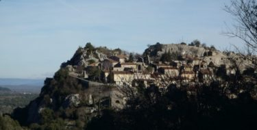 The beautiful village of Banne